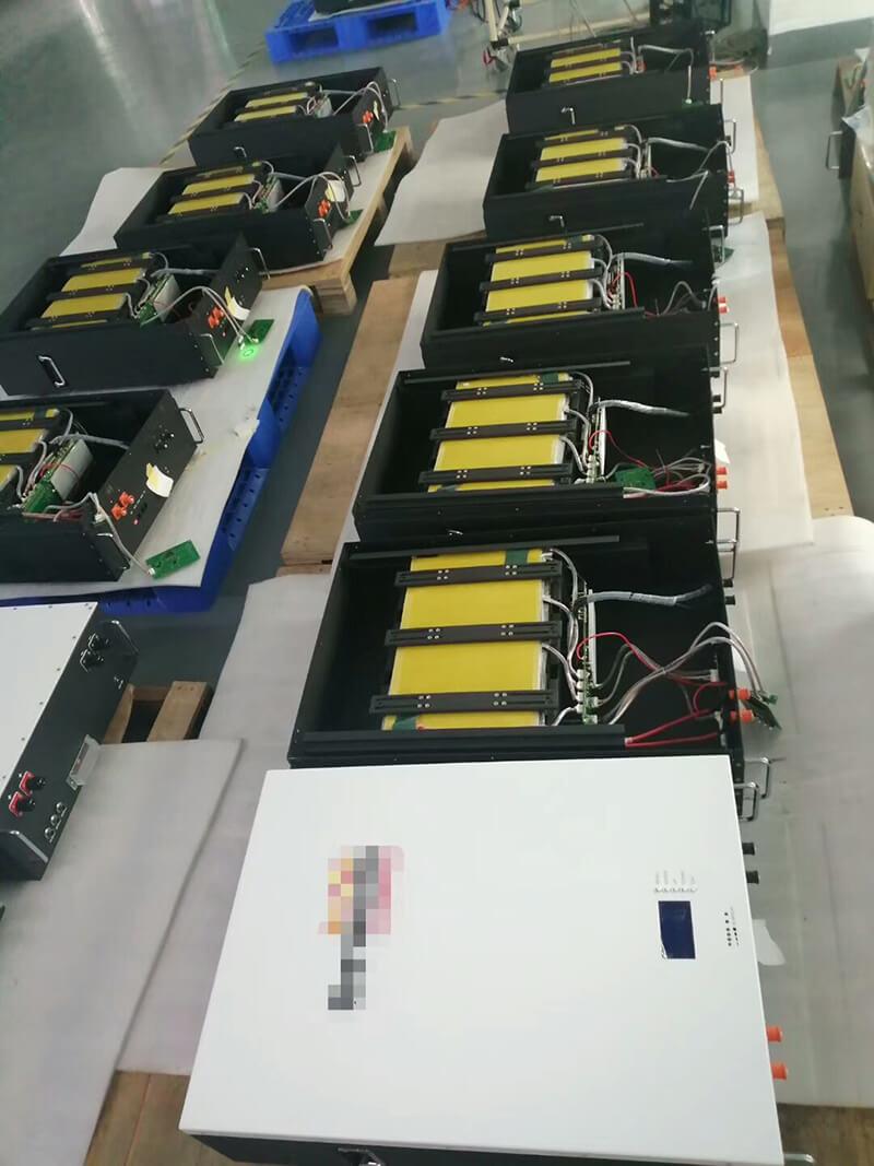 solar home storage system
