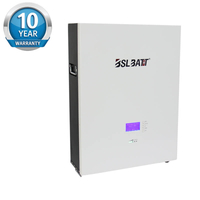 BSLBATT 48V 100AH LiFePO4 Power Wall Home Battery ESS Energy Storage